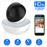 LOOSAFE Wireless Video Surveillance Baby Monitor HD Mini CCTV Color Security Camera With motion detection Security IP Camera