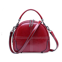 Bag for Women Genuine leather Handbag cow leather Shoulder Bags Mini Female Handbag 2019 New original Brand Ladies Tote Bags цены онлайн