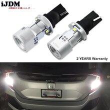 IJDM 6000K белый светодиодный светильник Luxen W16W светодиодный CANBUS без ошибок T15 912 921 светодиодный лампы для евро автомобиля заднего хода, 12 В