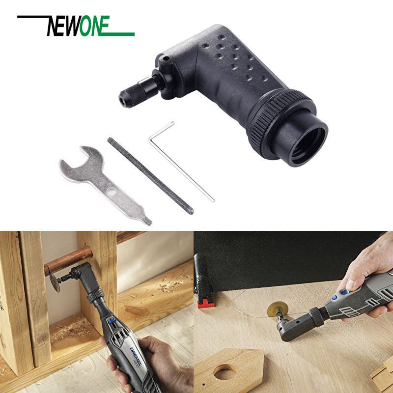 Right Angle Rotary Tool Attachment  For Dremel