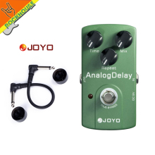 JOYO JF-33 Analog Delay Drive Electric Guitar Effect Pedal the most Affordable  delay pedal True Bypass free shipping
