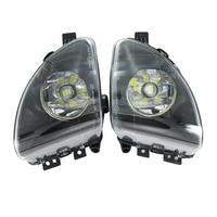 2Pcs For BMW F10 F11 520i 523i 528i Front LED Fog Light Fog Lamp 63177216885 63177216886