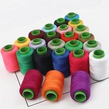 1 шт., высокопрочная хлопковая машинная вышивка, швейные нитки, нитки для ручного шитья, рукоделие, нашивка на руль, швейные принадлежности