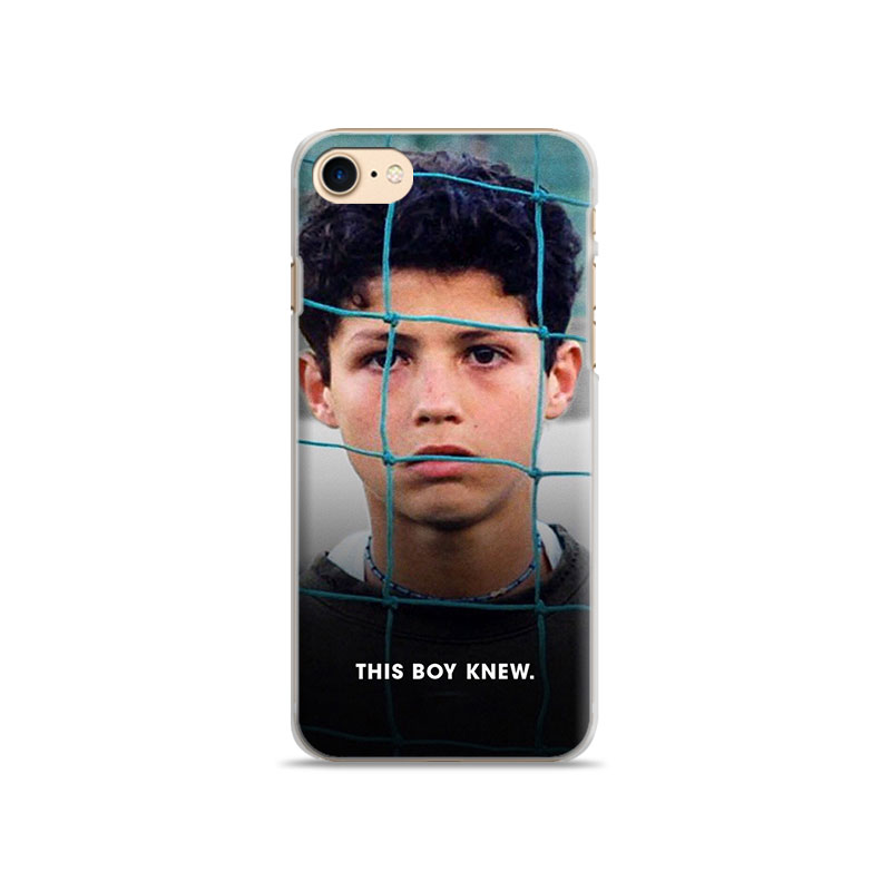 coque ronaldo iphone 8 plus