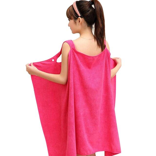 Donne Telo da bagno Da Indossare Tessuto In Microfibra Telo Mare Rose Red Molle del Pannello Esterno Dell'involucro Asciugamani Super Assorbente Tessili Per La Casa Vendita Calda