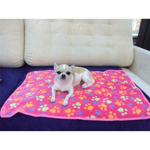 Dog Cute Warm  Mat  5