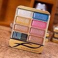 NEW 8Color Matte Glow Kit Makeup Set Matte Shadow & Matte Eyeshadow Palett For Sale