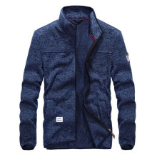 TUOLUNIU Spring New Casual Youth Pure Color Slim Jacket Top Comfortable Men's coat