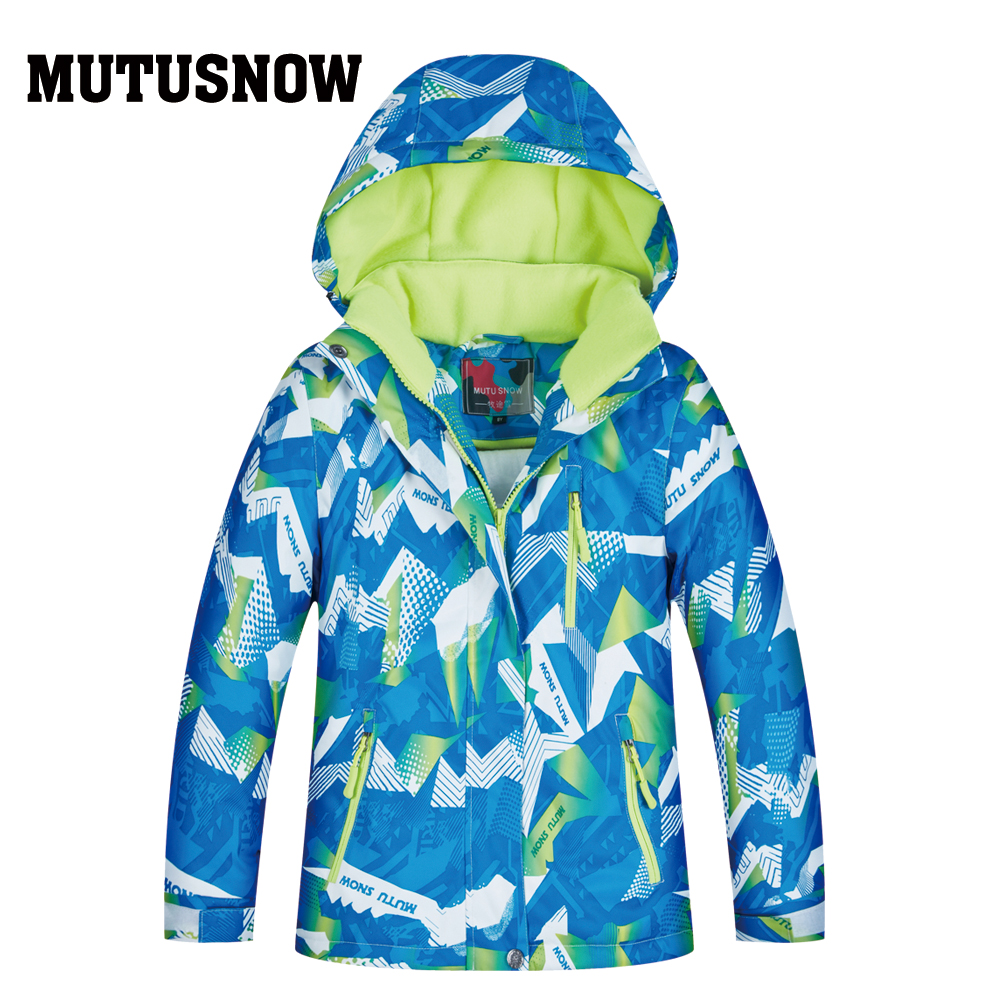 2020 New Winter Cheap Ski Jacket Kids Ski Suit Set For Boys Girl Snowboard Jackets Snow Coat Children Waterproof Warm Ski Enfant