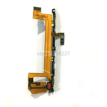 Volume Button Power Flex Cable For Sony F5121 Xperia X / X Dual F5122 Side key flex cable free shipping
