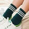 Hot Fashion Three Bas Designer Meias Women Vintage Socks Sokken Casual Winter Wool Knit Warm Pile Of Socks Calcetines Mujer 95Z