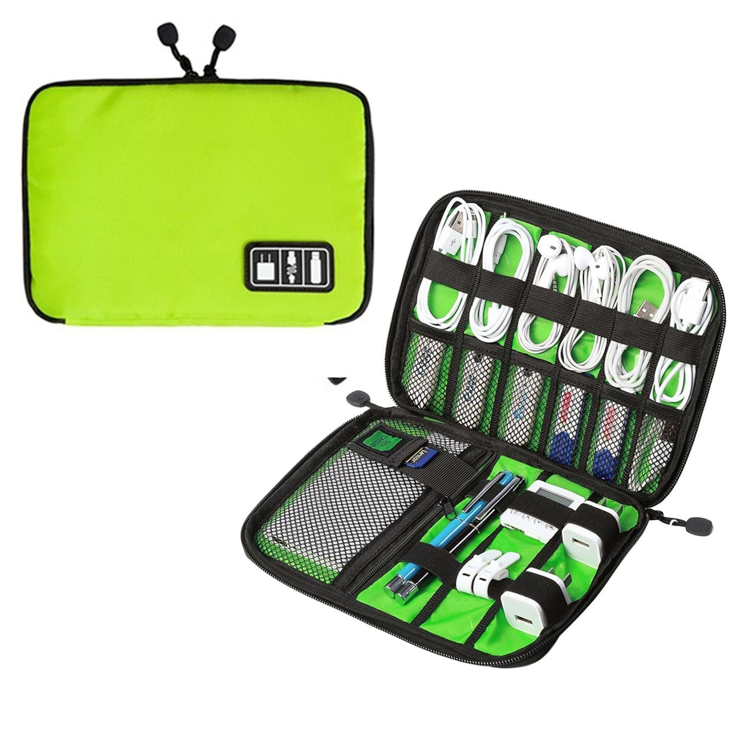 Slime Badkamer Organizer Accessories Electronics Portable Bag Cable Storage Travel Case Organizer Badkamer Travel