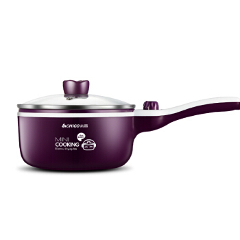 Small Electric Non-Stick Wok Frying Pan 1