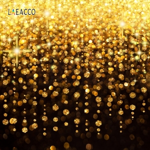 Image 3 - Laeacco Glitters Light Bokeh Sequins Photography Backgrounds Birthday Party Decor Backdrops Wedding Photophone For Photo Studio