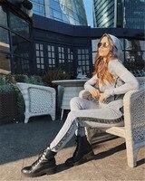 2018 Новое поступление, шерстяной Женский костюм на молнии, вязаный свитер с капюшоном + повседневные штаны, модный кашемировый женский костю