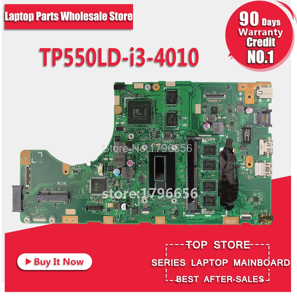 Asus TP550LD WITH Intel CPU Motherboard