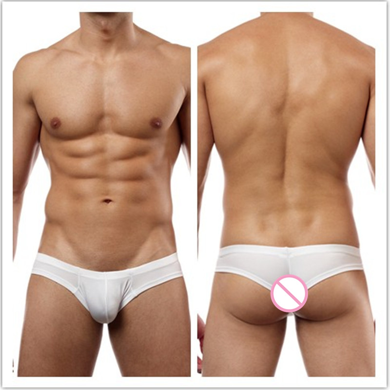 TM Men's Underwear, Male Sculpt Low Rise Tight Smooth Briefs, Free Shipping