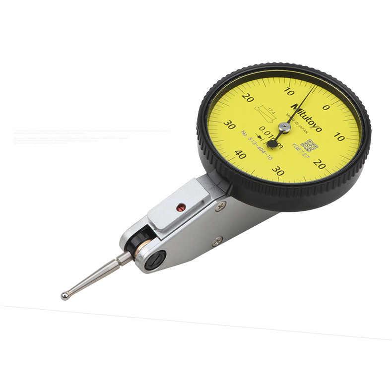 Japan Mitutoyo Dial Test Indicator 0-0.8mm 513-404 0.01mm