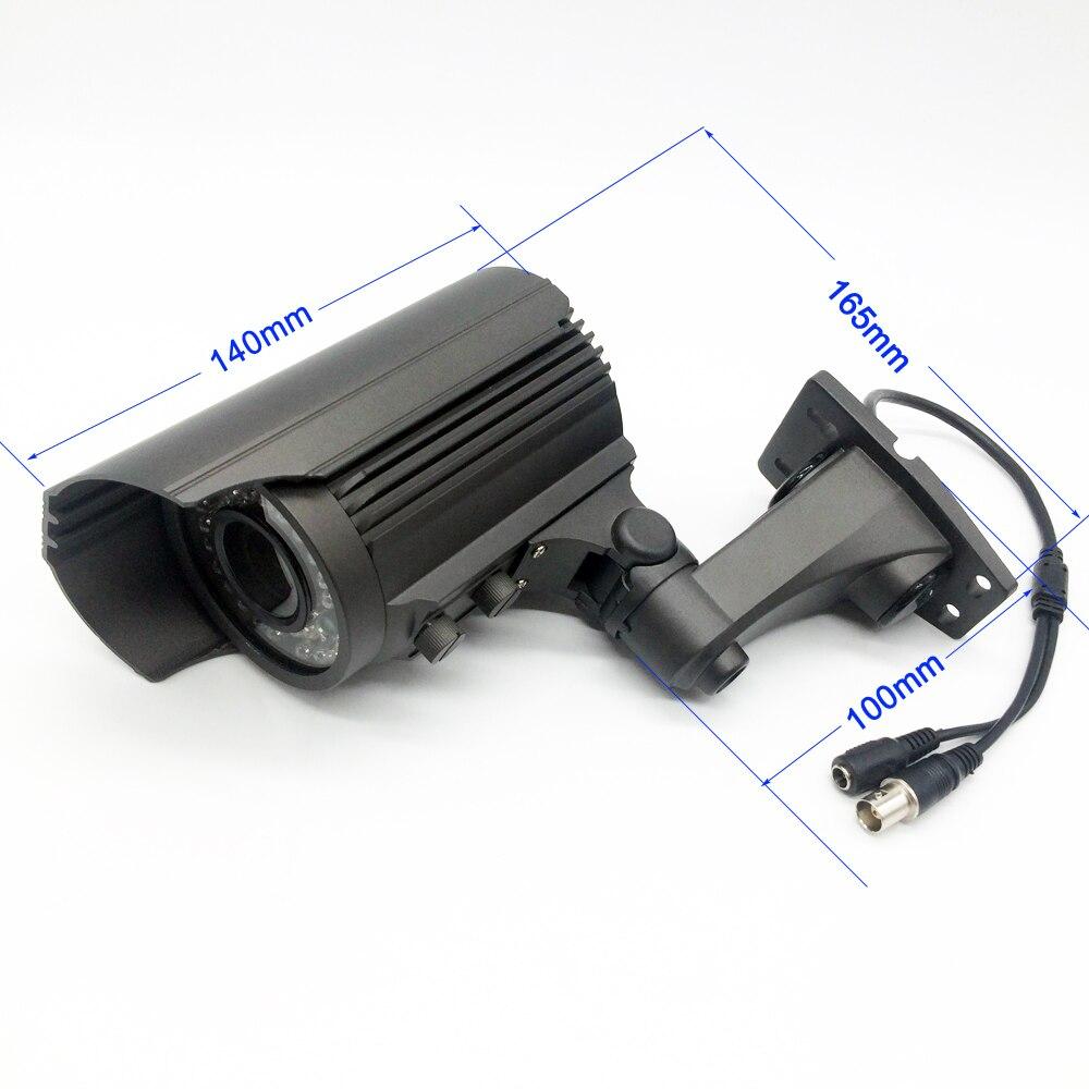 OwlCat CCTV AHD Varifocal 2,8-12mm manuaalne suum Full HD 1080P 2MP - Turvalisus ja kaitse - Foto 2