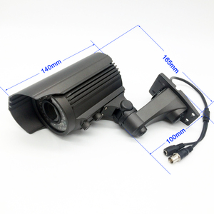 Image 2 - OwlCat CCTV AHD Varifocale 2.8 12mm Handmatige Zoom Full HD 1080 P 2MP AHDH Outdoor Waterdichte Bullet Video surveillance Night Camera