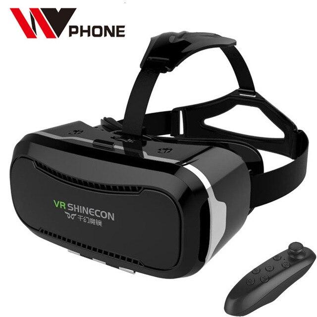 Виртуальная реальность 3d очки vr shinecon купить dji на ебей в абакан