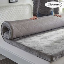 Chpermore Mattresses Bedspreads Tatami Foldable Thicken King-Size Double Single 100%Cotton