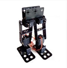 FEICHAO 6 DOF Biped Walking Humanoid Robot Servo Bracket Mechanical Arm