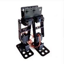 FEICHAO 6 DOF Biped Walking Humanoid Robot Servo Bracket Mechanical Arm