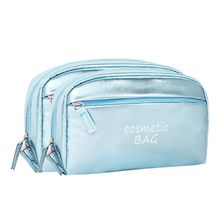 Makeup PU Travel Cosmetic Bags Pen Pencil Case Hologram Organizer Pouch Holder Bag hot selling cute cosmetic bag fashion makeup bags pen bag pencil case travel cosmetic makeup brush organizer pouch toiletry bags