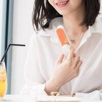 Foldable Charging Portable Mini USB Fan Gadgets Cooler Cooling Fan 5V Mute Silent Table Fan For