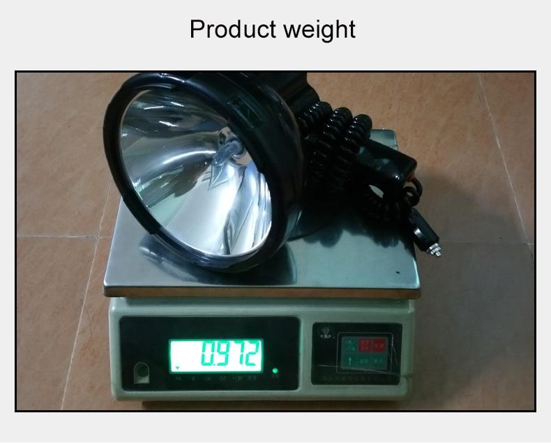High Quality spotlight searchlight