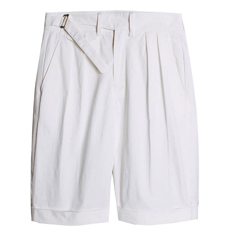 Vintage Army Khaki Gurkha Shorts Mens Chino Militare Bermuda Short di Estate pieghettato allentato casuale maschio esercito Shorts-in Casual shorts da Abbigliamento da uomo su  Gruppo 2