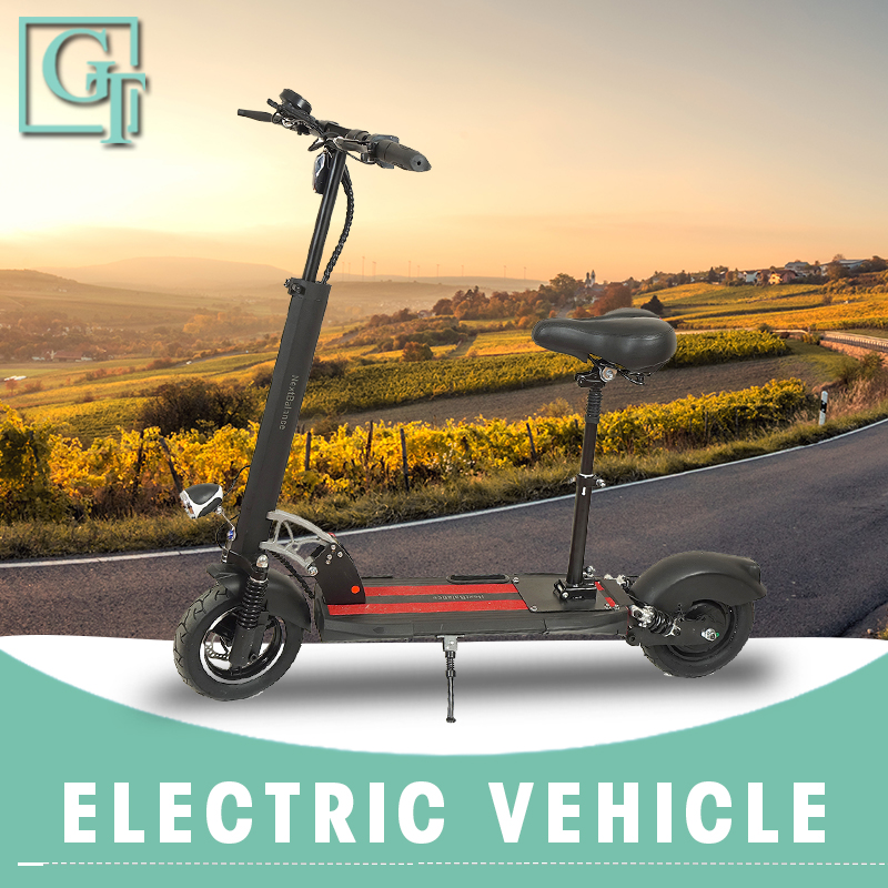 KUGOO M3 PRO Electric Scooter Samokat Adult 48V 500W Strong powerful city to work shopping Ultralight Foldable Bicycle