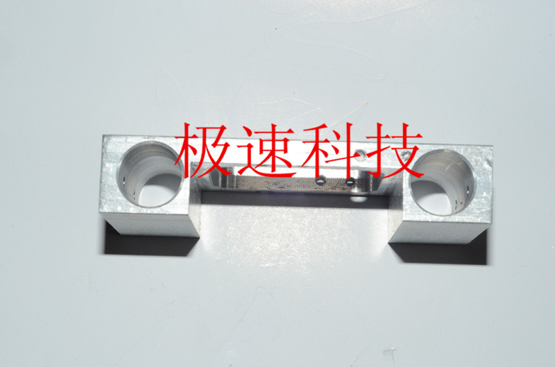 3 D printer parts DIY Reprap hotend extruder support holder Y sliding block aluminum alloy top quality free shipping