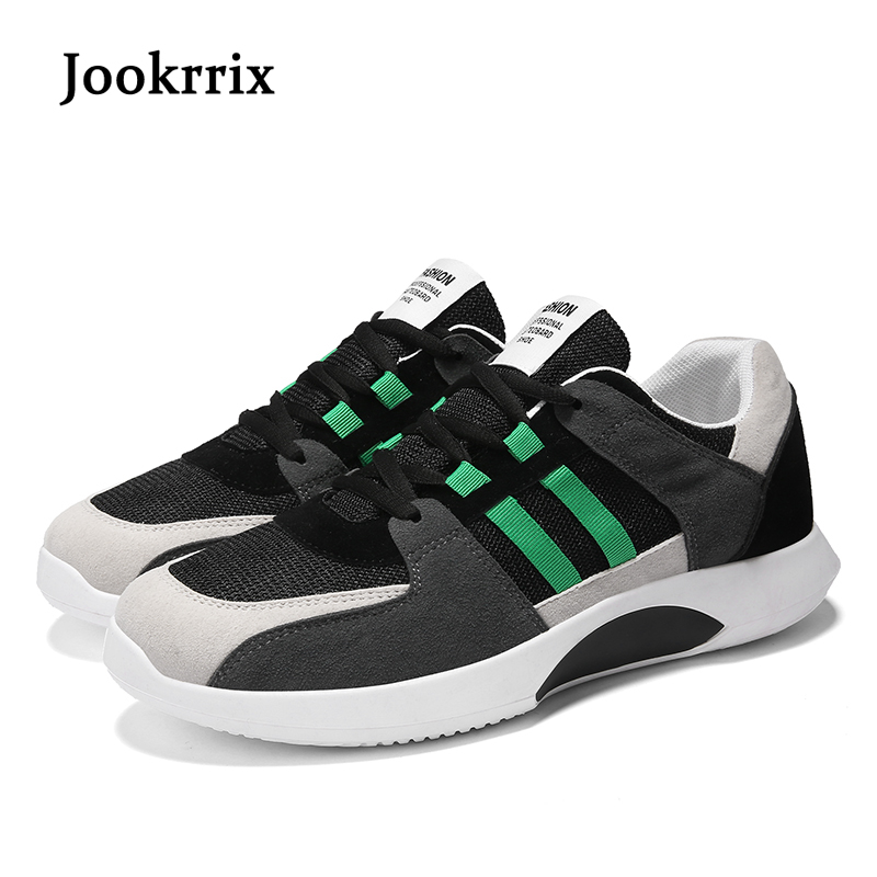 Jookrrix 2018 New Spring Fashion Leisure Shoes Men Sneaker Black Shoe  Breathable Cross tied Young Male Casual Shoe Good Quality-in Men s Casual  Shoes from ... 3dc57c91ebcd