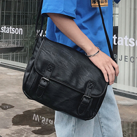 Tidog Korean postman bag oblique cross pack shoulder bag