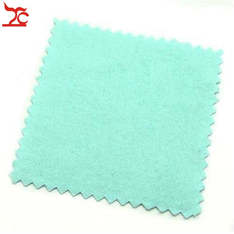 10 Pcs Polishing Jewelry Cloth Silver Polish Tool 925 Silver Jewelry Cleaner Anti-tarnish Square Jewelry Cleaning Cloth town talk anti tarnish silver polishing cloth 13 x 18cm by town talk