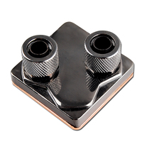Syscooling C31 copper CPU water block liquid cooling kit module led light beauty equipment