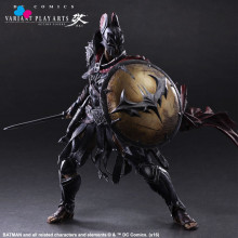 Kissen Play Arts Kai Justice League Batman Spartans Pantheon Action Figure PVC 27cm Statue Toy