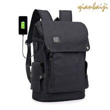Women Anti Theft Backpacks Outdoors Travel Bagpack Shoulders Usb Man Affairs Laptop Backpack Student A Bag Mochila School Bags