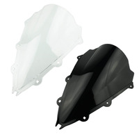 New High quality ABS Double Bubble Windscreen Windshield for Motorcycle Windshield Aprilia RSV4 2009 2014 2010 2011 2012 2013