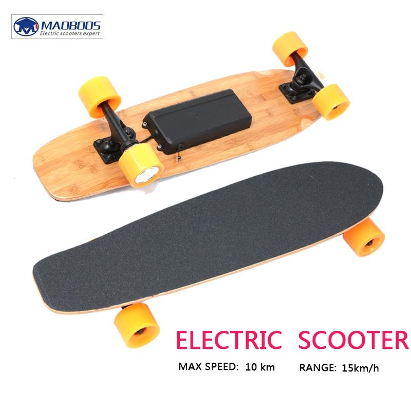 Rollschuhe, Skateboards Und Roller Elektro-scooter Freundlich Koowheel Verbesserte Elektrische Longboard 4 Rad Onyx Elektrische Skateboard 2nd Gen Electrico Hoverboard Dual Hub Motor Skateboard