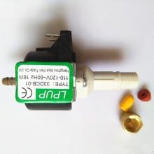 Self-priming magnetic pump Model 33DCB-01 Voltage 110-120V-60HZ Power 16W