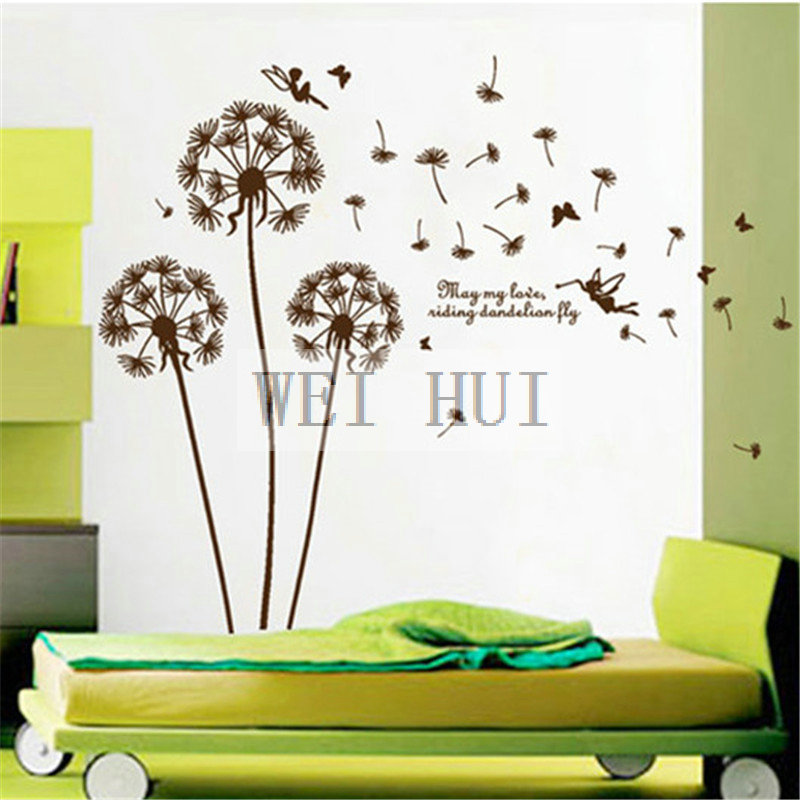 Room, Flying, For, Wall, Window, Decal
