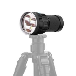 Image 5 - AloneFire HT35 60W Powerful LED Flashlight 13000LM XHP70 LED Torch Light Tactical Flash lights P70 Linterna Portable Lamp Light