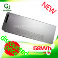 "Golooloo 58WH 11.1V New Laptop Battery For Apple MacBook 13"" A1278 13"" Aluminum ,13"" MB466*/A ,A1280,MB771"