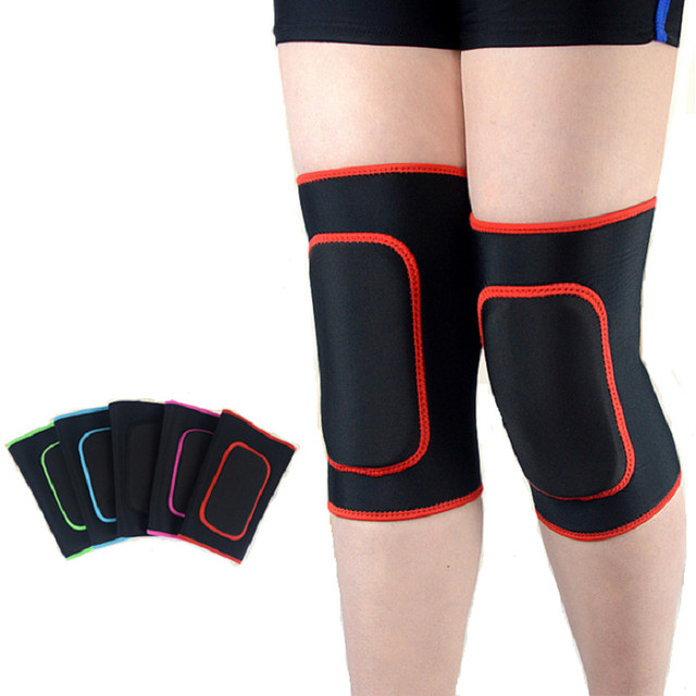 Sponge Protective Gear Dance Kneepad Football Sports Safety