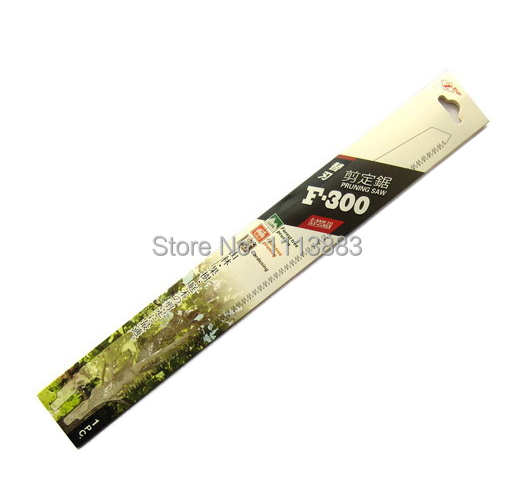 F-300S Replacement Spare Blade for  Pruning Saw Z-saw , Made in Japan