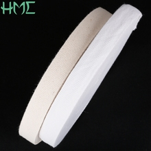 1/1.5/2/2.5/3/3.5/4/5cm 100% cotton ribbon webbing herring bonebinding tape lace trimming for packing Sewing accessories DIY