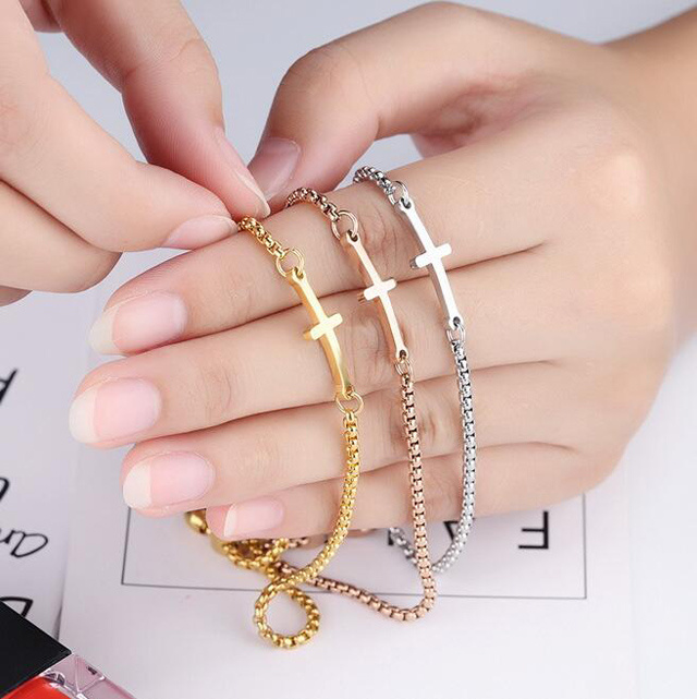 Stainless Steel Jewelry Manufacturer Wholesale Gold Simple ...
